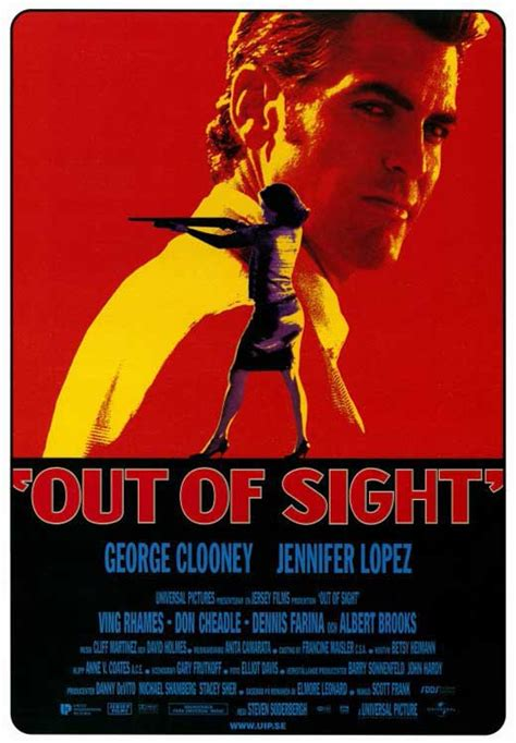 More On Monday Out Of Sight By Elmore Leonard by Out Of Sight Posters From Poster Shop