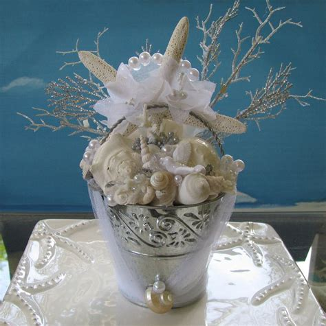 best 25 seashell centerpieces ideas on centerpieces table centerpieces