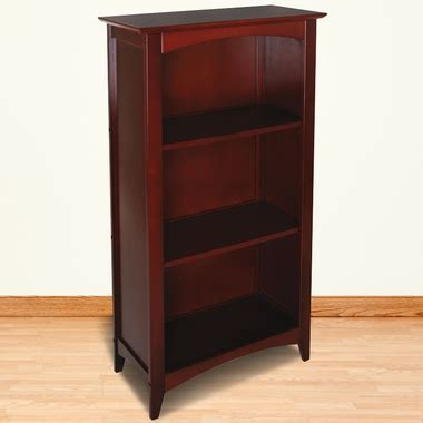 kidkraft avalon bookshelf in cherry 14031 free shipping