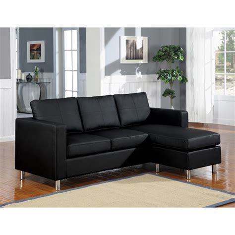 walmart sofa sectionals small spaces sectional sofa walmart com