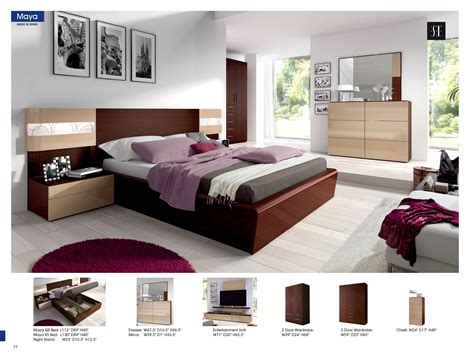 modern bedroom furniture chicago modern bedroom