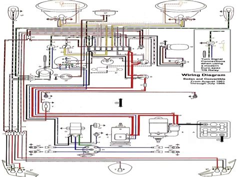 1970 vw beetle turn signal wiring diagram wiring forums