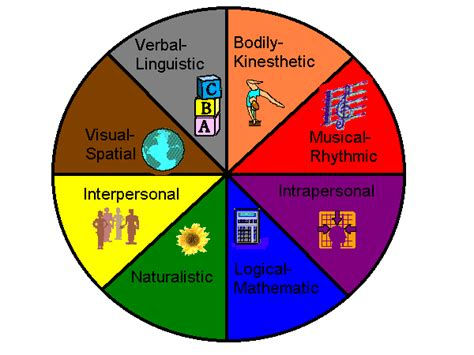 naturalistic pattern definition multiple intelligences