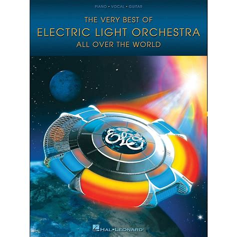 hal leonard the best of electric light orchestra all