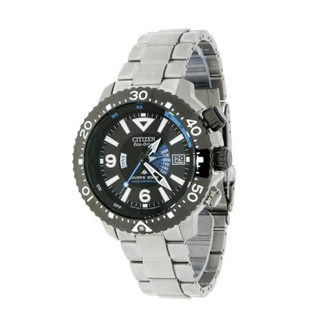 citizen eco drive dive citizen aqualand radio diver 200 m