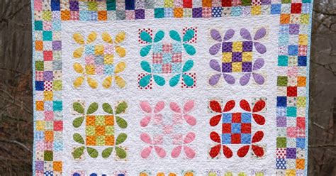 why not sew honey bee quilt tutorial