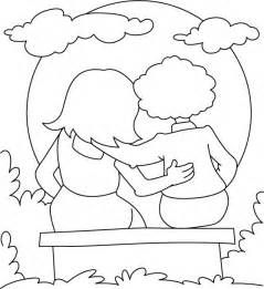 friendship coloring pages friendship coloring pages best coloring pages for