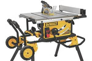 portable table saw home depot dewalt dwe7491rs table saw review 2017 10 inch jobsite saw