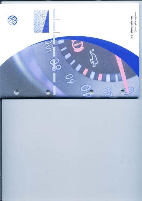 22540074 Manual Vw Golf 4