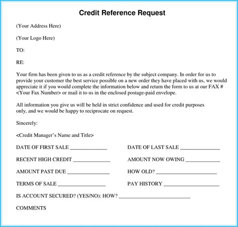 Request For Recommendation Letter Sle