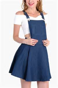 best denim overall skirt photos 2017 blue maize