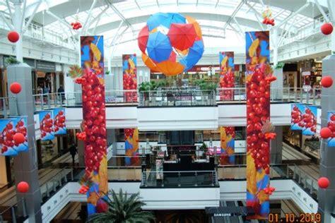 decoration mall seasonal shopping mall decoration fall msk reklama