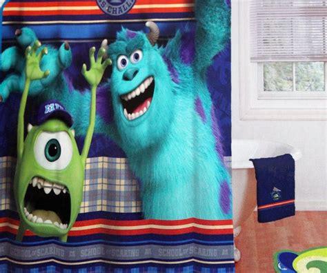 monsters inc curtains 59 best kids bathroom images on pinterest bathroom ideas