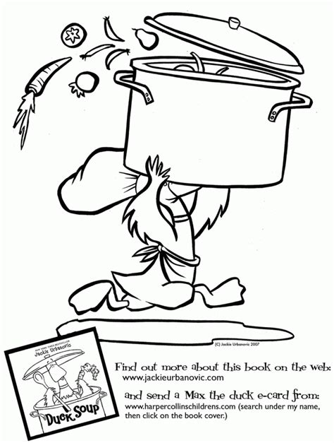 Soup Coloring Pages Coloring Home Soup Coloring Pages