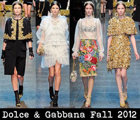 Catwalk To Carpet Rowland In Dolce Gabbana by Dolce Gabbana Fall 2012 Carpet Fashion Awards