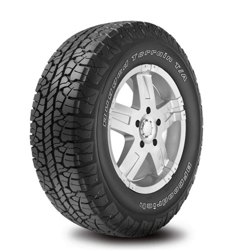 Rugged Terrian all new bfgoodrich rugged terrain t a tyre ready for