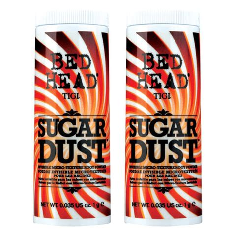 bed head sugar dust tigi bed head candy fixations sugar dust duo free delivery