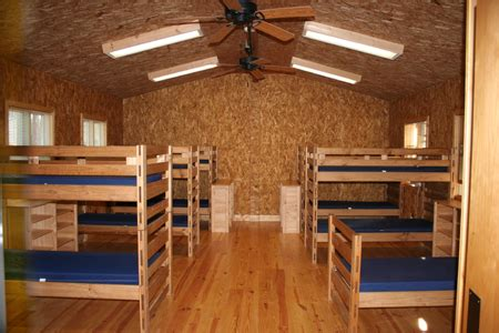 Garages With Living Space Above virtual tour of sandy hill camp cabins amp lodges