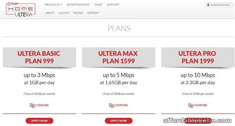 how to apply for pldt ultera 30216