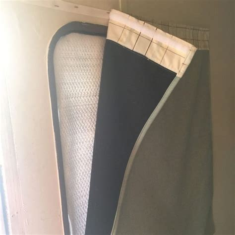 rv window curtains 1000 ideas about caravan curtains on pinterest cer