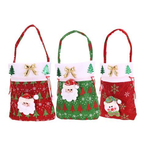 bolsas de dulces para navidad compra bolsas de dulces de navidad online al por mayor de