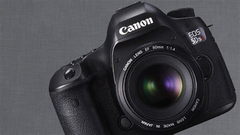 Canon 5ds Only 2015 canon eos 5ds and eos 5ds r expand high end line trusted reviews