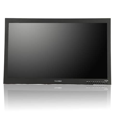 Monitor Lcd 32 Inchi konvision kvm 3230w wall mount lcd monitor 32 inch