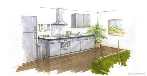 Perspectief Tekenen Interieur by Interieur Tekening Perspectief En Plattegrond Voorbeelden