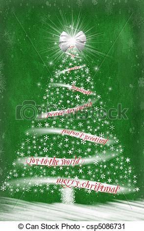 christmas  tree christmas wishes   snowflake tree  green background