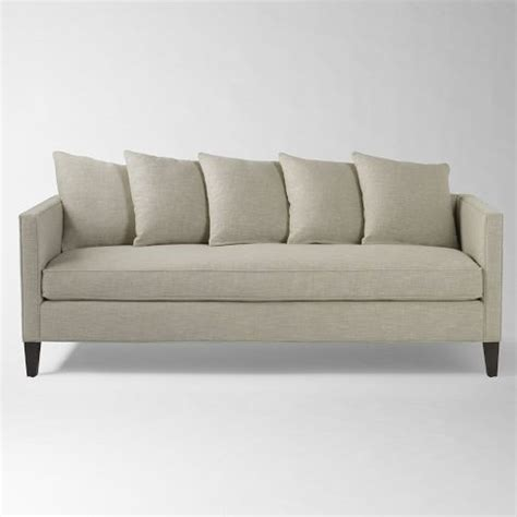west elm dunham sofa dunham sofa west elm retail faves west elm pinterest