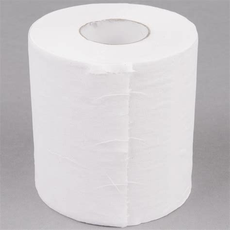 lavex janitorial individually wrapped  ply toilet paper standard  sheet roll  case