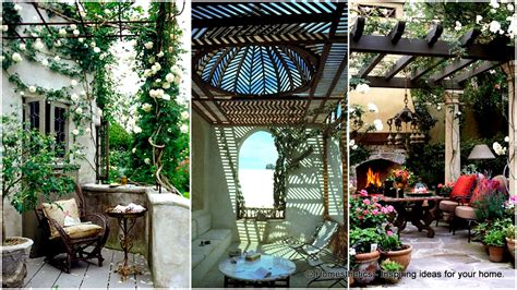 What is a Pergola? Pergola Design Ideas & Pergola Types