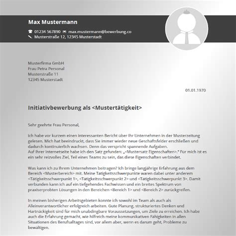Bewerbung Formulierung Internetseite Initiativbewerbung Muster Anschreiben Der Weg Zu Deiner Perfekten E Mail Bewerbung Images