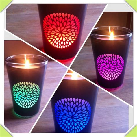 candele mangiaodori ljuslykta som skiftar i f 228 rg en m 214 lnbobos liv