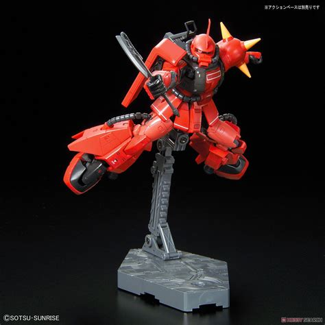 Hbj20 Hguc Ms 06r 2 Johnny Ridden Customize Zaku Ii ms 06r 2 johnny ridden s zaku ii rg gundam model kits images list