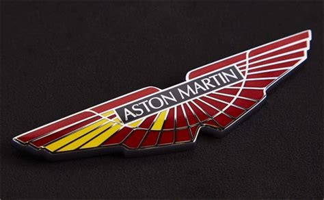 aston martin car badge how do they make aston martin badges logo designer