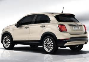 Fiat Suv Cars Fiat Launching The 2015 500x Suv Machinespider