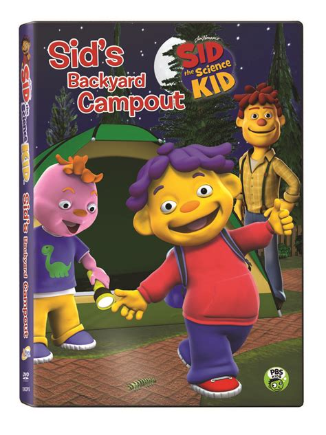 backyard science dvd 95 best images about sid the science kid on pinterest