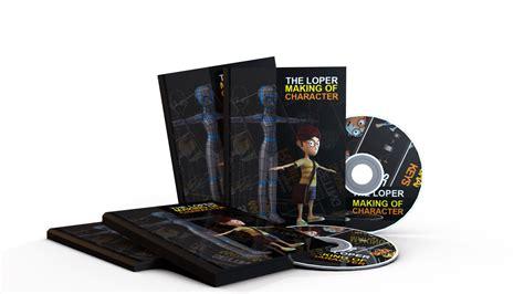 Dvd Lengkap pelatihan animasi dvd lengkap tutorial pembuatan animasi