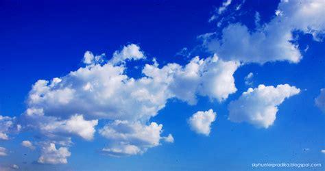 background langit biru gambar awan langit biru sky hunter diskripsi foto ambil