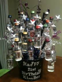 great 21st birthday shot basket gift giving ideas pinterest birthdays baskets and 21st