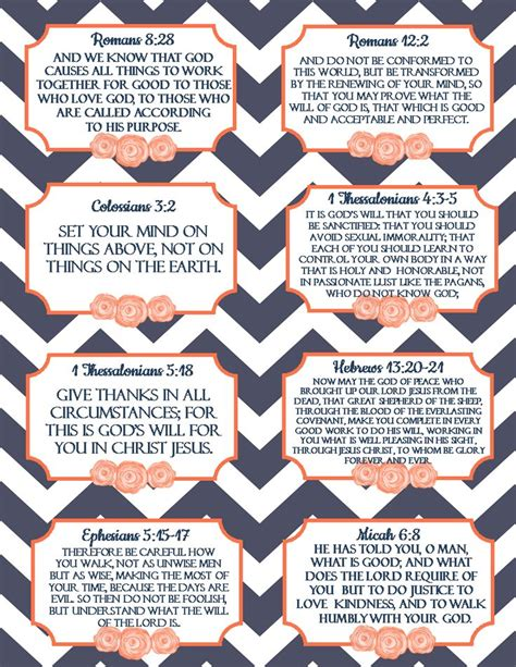 Bible Memory Verse Card Template by Best 25 Scripture Cards Ideas On Printable