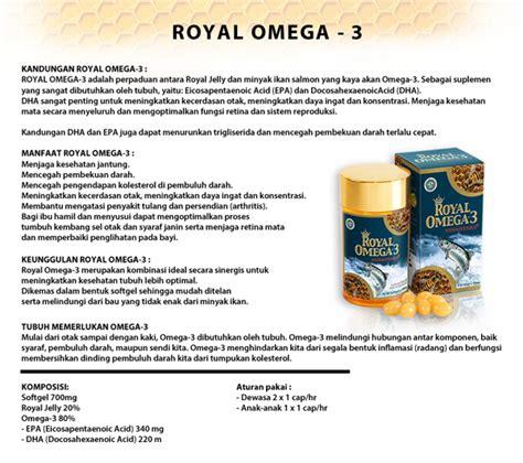 Herbal Ratu Nusantara Royal Omega Untuk Otak Dan Jantung distributor ratu nusantara royal omega
