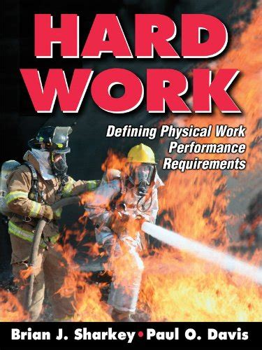 defining human books work defining physical work performance requirements