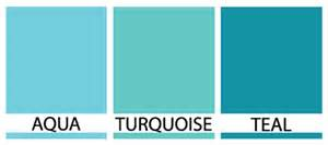 what is the difference between color and colour differences between turquoise teal and aqua janet carr