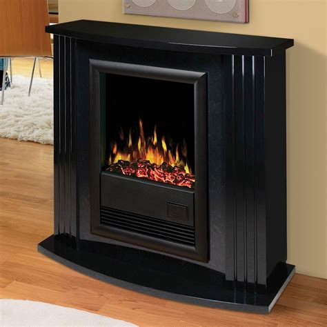 Electric Fireplace Suites Freestanding by Dimplex Mozart Free Standing Suite
