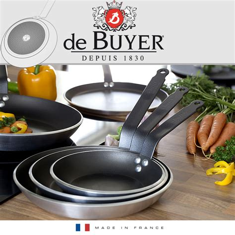 dei buyer de buyer choc resto induction non stick frypan