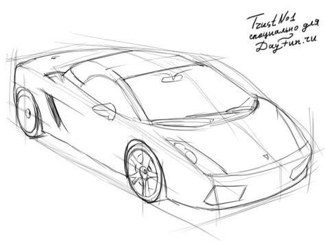 How To Draw Lamborghini Gallardo Step By Step How To Draw Lamborghini Step By Step Arcmel