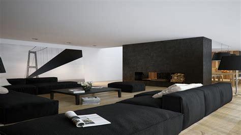 black and white living room designs walldevil