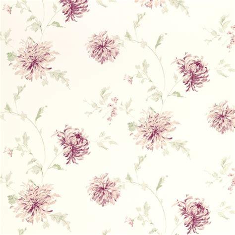 flower wallpaper laura ashley ninette berry pink floral wallpaper scrap paper